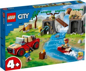 NEW-LEGO-City-Wildlife-Rescue-Off-Roader-60301 on sale