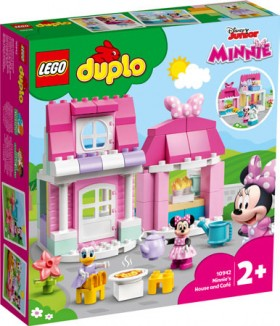 NEW-LEGO-Duplo-Minnies-House-Caf-10942 on sale
