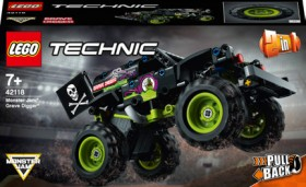 LEGO-Technic-Monster-Grave-Digger-42118 on sale