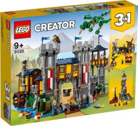 NEW-LEGO-Creator-Medieval-Castle-31120 on sale