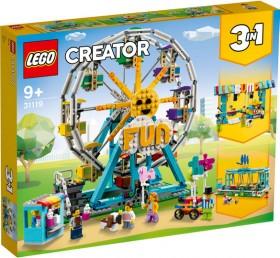NEW-LEGO-Creator-Ferris-Wheel-31119 on sale