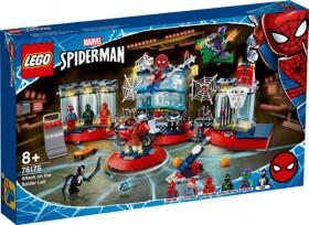 LEGO-Spider-Man-Attack-on-Spider-Lair-76175 on sale