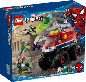 LEGO-Spider-Man-Monster-Truck-vs-Mysterio-76174 on sale