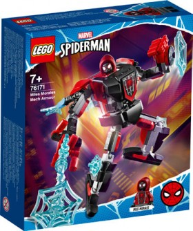 LEGO-Spider-Man-Miles-Morales-Mech-Armour-76171 on sale