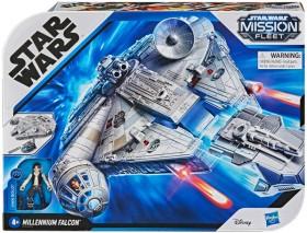 Star-Wars-Mission-Fleet-Millennium-Falcon on sale