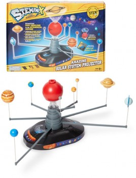 NEW-Stemnex-Amazing-Solar-System-Projector on sale