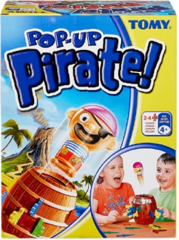 Tomy-Pop-Up-Pirate on sale