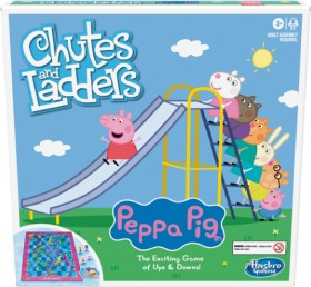 Hasbro-Chutes-and-Ladders on sale