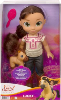 Spirit-Untamed-Toddler-Lucky-Bedtime-Doll on sale
