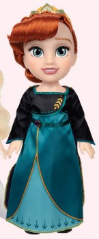 Frozen-II-Anna-Epilogue-Outfit-Doll on sale