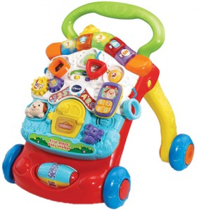 Vtech-First-Step-Baby-Walker-with-Detachable-Learning-Centre-Yellow on sale