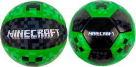 NEW-Minecraft-Assorted-Sports-Balls-Basketball-or-Soccer on sale
