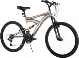 Huffy-Rock-Creek-60cm-Dual-Suspension-18-Speed-Mountain-Bike-Boys on sale