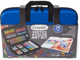 Crayola-Sketch-Colour-Art-Kit on sale