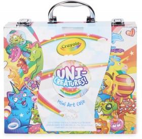 Crayola-Uni-Creatures-Mini-Art-Case on sale