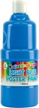 Kaleidoscope-Poster-Paints-400ml-Light-Blue on sale