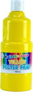 Kaleidoscope-Poster-Paints-400ml-Yellow on sale