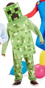 Minecraft-Creeper-Fancy-Costume on sale