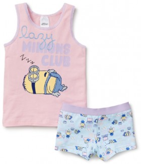 Minions-Kids-Cami-and-Shortie-Set on sale