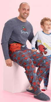 Mr.-Men-Mens-Pyjama-Set on sale