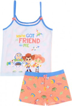 Toy-Story-Kids-Licensed-Cami-and-Shortie-Set-Light-Blue on sale