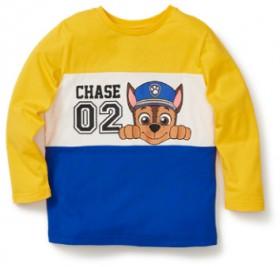 Paw-Patrol-Kids-Character-Tee-YellowBlue on sale