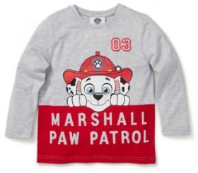 Paw-Patrol-Kids-Character-Tee-GreyRed on sale