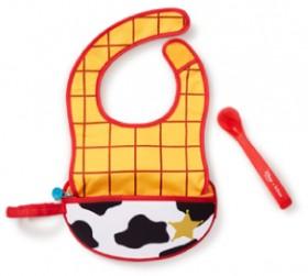 B.Box-Woody-Bib-and-Spoon-set on sale