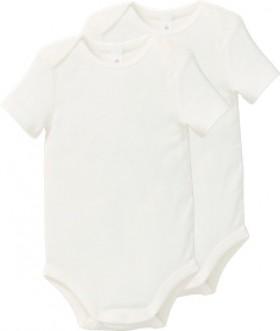 Dymples-2-Pack-Short-Sleeve-Organic-Bodysuit on sale