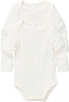 Dymples-2-Pack-Long-Sleeve-Organic-Bodysuit on sale