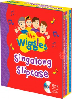 The-Wiggles-Sing-A-Long-Slipcase-CD on sale