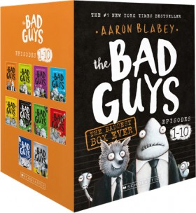 The-Bad-Guys-The-Baddest-Box-Ever on sale
