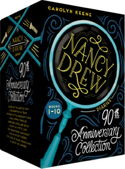 NEW-Nancy-Drew-Diaries-90th-Anniversary-Collection on sale