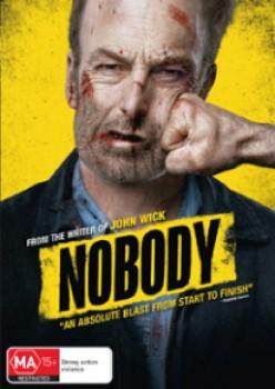 Nobody-DVD on sale