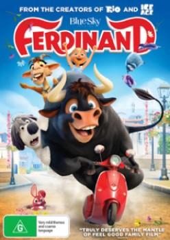 Ferdinand-DVD on sale