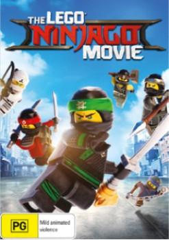 The-LEGO-Ninjago-Movie-DVD on sale