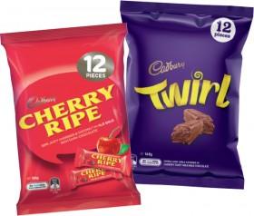 Cadbury-Share-Pack-144-180g-Selected-Varieties on sale
