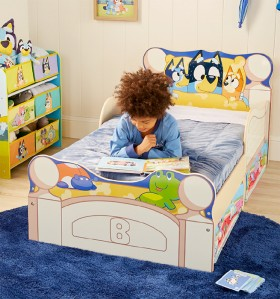 Bluey-Toddler-Bed-with-Storage on sale