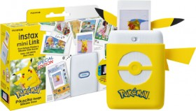 instax-Mini-Link-Printer-with-Pikachu-Case-for-Nintendo-Switch on sale