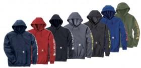 Carhartt-Mid-weight-Sleeve-Logo-Sweatshirt on sale