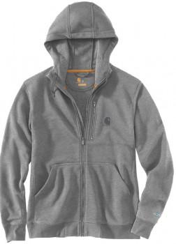 Carhartt-Delmont-Zip-Hooded-Sweatshirt on sale