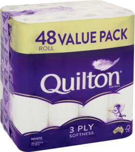 Quilton-3-Ply-Toilet-Tissue-48-Pack on sale