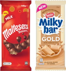 Nestl-Block-Chocolate-118g-200g-or-Mars-Maltesers-Block-Chocolate-146g on sale