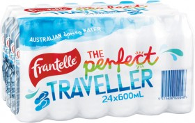 Frantelle-Spring-Water-24-x-600ml on sale