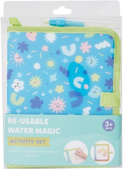 Re-usable-Water-Magic-Activity-Set on sale
