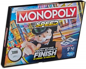 Monopoly-Speed-Board-Game on sale