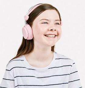 On-Ear-Bluetooth-Headphones-Pink on sale