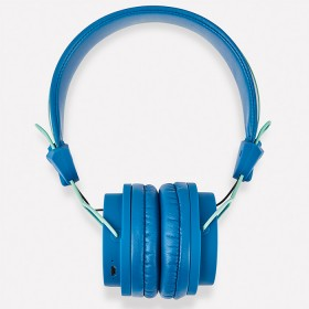 On-Ear-Bluetooth-Headphones-Blue on sale