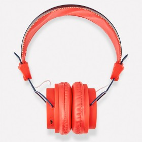 On-Ear-Bluetooth-Headphones-Red on sale