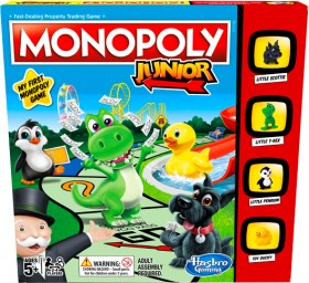 Monopoly-Junior-Edition-Board-Game on sale